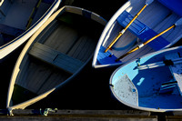 Blue Dinghies